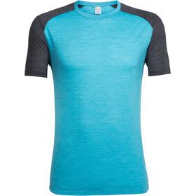 Icebreaker Sphere t-shirt Heren blauw